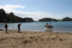 Filming Matai Bay Northland (45)