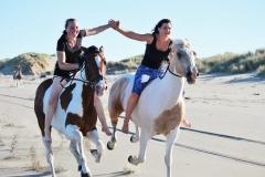 Beach galloping