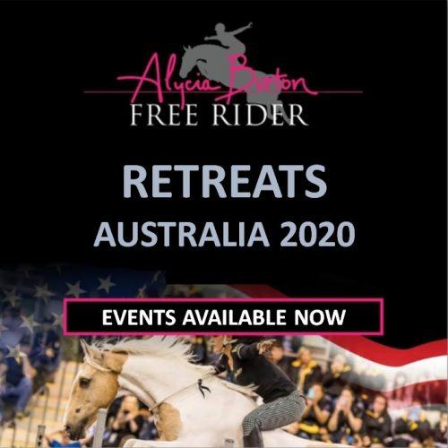 RETREATS- AUSTRALIA 2020